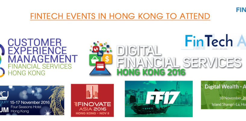 7 Fintech Events in Hong Kong To Attend