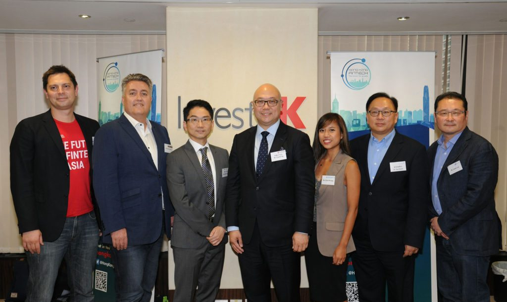 The inaugural Hong Kong Fintech Week