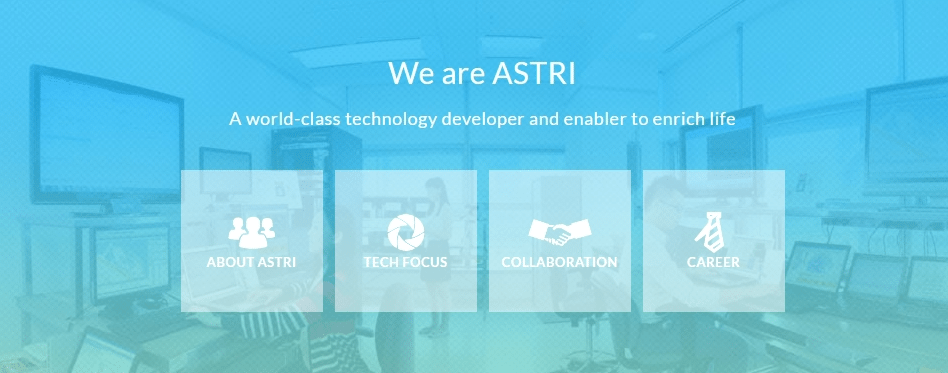 Hong Kong Applied Science and Technology Research Institute (ASTRI)