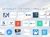24 Finalists For Fintech Finals 2017 in Hong Kong