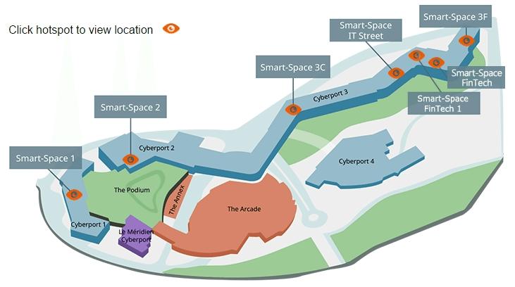 Cyberport Smart-Space