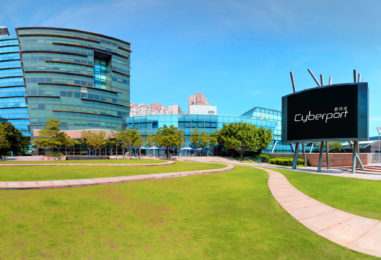 Cyberport Launches Largest FinTech Co-working Space in Hong Kong
