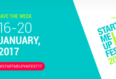 InvestHK Announces Upcoming Startmeup Hong Kong Festival Highlights