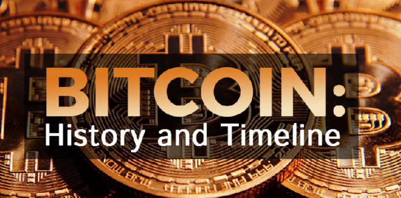 Infographic: The Entire History of Bitcoin