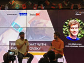 Founder of Pebble Eric Migicovsky Shares Lessons with Hong Kong Entrepreneurs