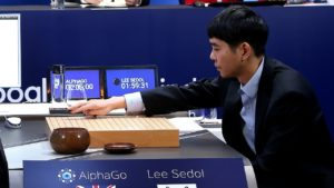 ALPHAGO CHINA ARTIFICIAL INTELLIGENCE AI IOT