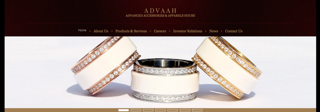 Advaah Wearables & Fintech