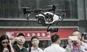 China drone IoT