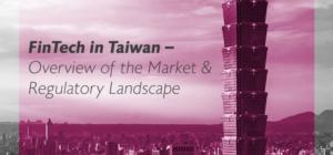 Fintech Taiwan report 2017
