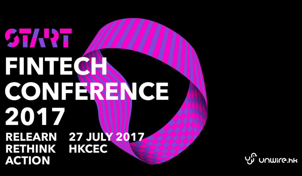START FINTECH CONFERENCE 2017 HONG KONG