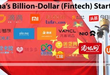 China's Billion-Dollar (Fintech) Startups