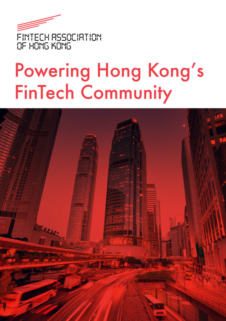 The FinTechHK member pack Booklet