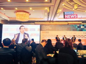 Finance Disrupted Asia The Eoconomist Karen Contet Farzam