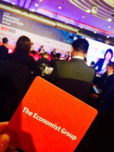 Finance Disrupted Asia The Eoconomist Karen Contet Farzam
