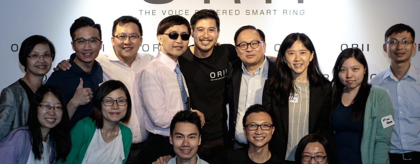 ORII – The World's First Voice-Powered Smart Ring Launched
