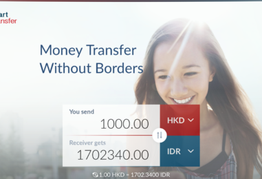Cross-Country Money Transfer At Users' Fingertips on all Social Media Channels
