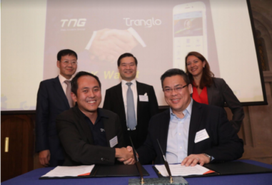 TNG Extends Global Money Transfer Partnership and goes UK