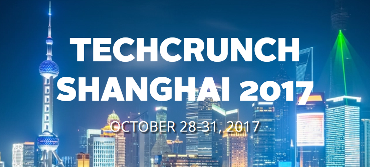 TechCrunch Shanghai 2017