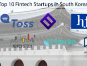Top 10 Fintech Startups in South Korea