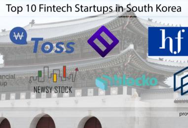Top 10 Fintech Startups in South Korea