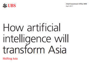 UBS How artificial intelligence will transform Asia