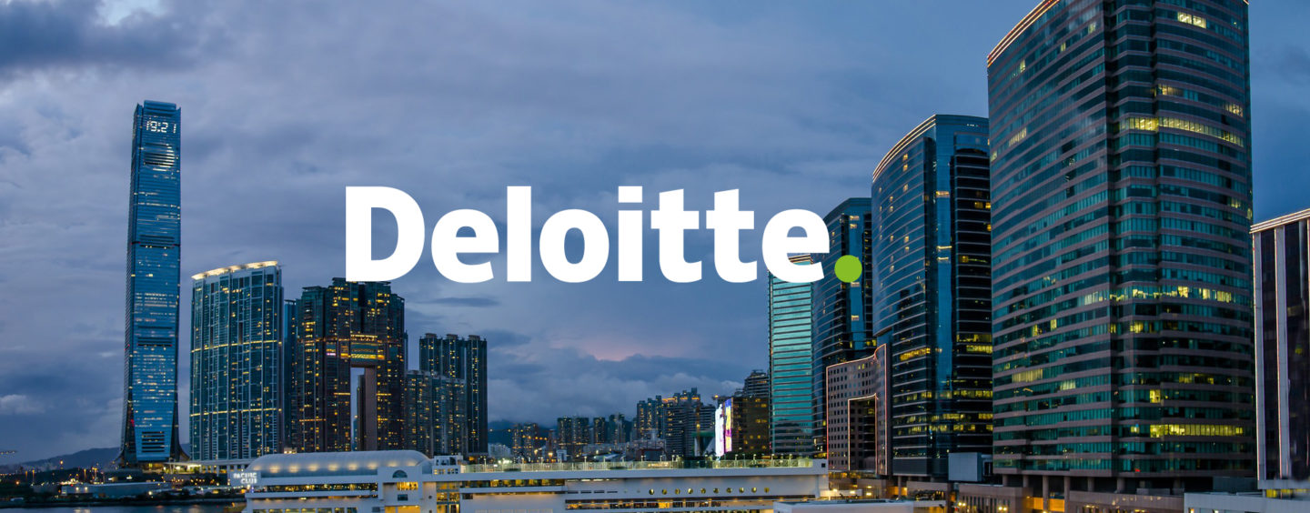 Deloitte Launches Regional Blockchain Lab in Hong Kong: Bringing DLT into Production