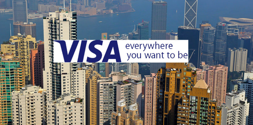 Visa Drives Payment Innovation in Hong Kong