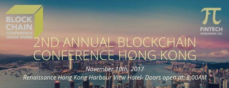 2nd Annual Blockchain Conference Hong Kong