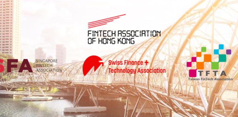 Fintech Association Of Hong Kong Partners With Fintech Associations In Singapore, Switzerland And Taiwan