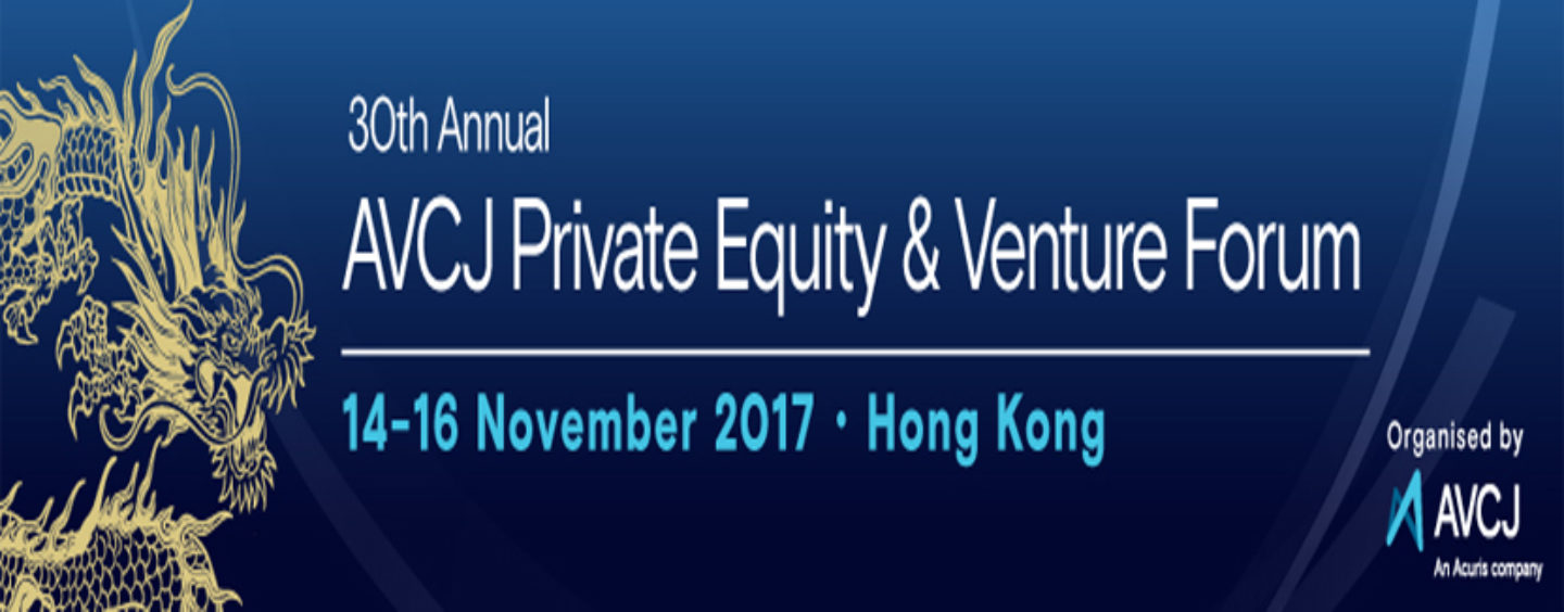 The 30th AVCJ Private Equity &