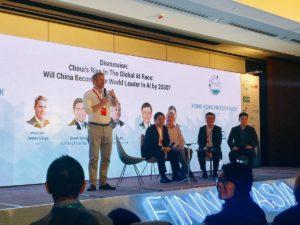 Hong Kong Fintech Week 2017 China AI
