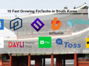10 Fast Growing FinTechs in South Korea