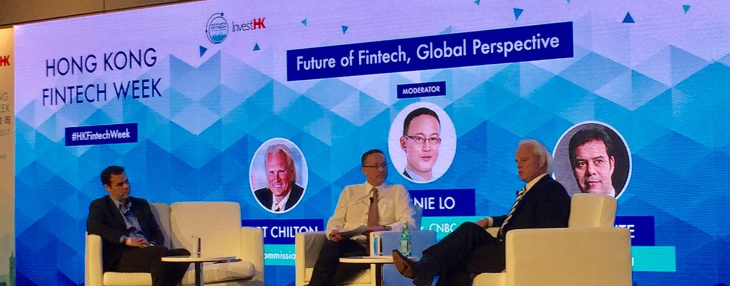 Hong Kong Fintech Week 4000 attendees from over 50 countries
