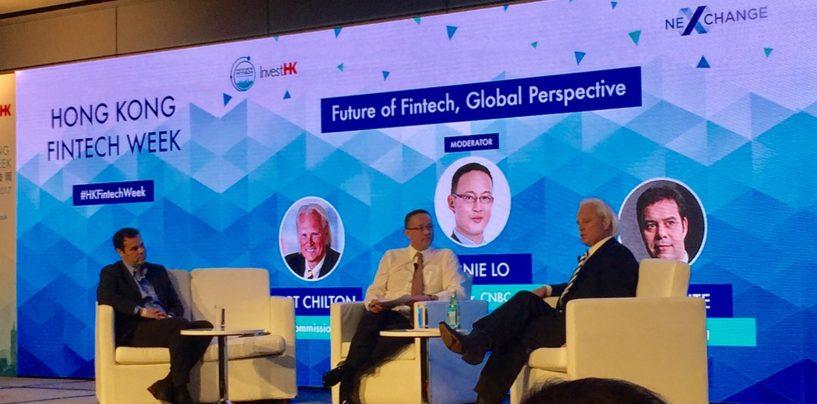 Hong Kong Fintech Week 4000 attendees from over 50 countries