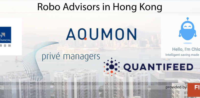 Robo Advisors in Hong Kong
