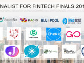 24 Fintech Finalists for the Fintech Finals in Hong Kong in January 2018