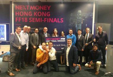 Blue Pool Wins Next Money Asia FF18 Hong Kong Semi-Final