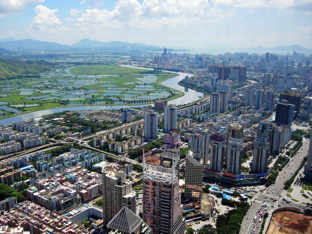 Fintech in Shenzhen China