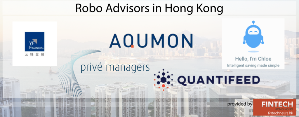 Robo Advisor in Hong Kong