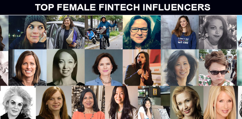 Top Global Female Fintech Influencer 2017