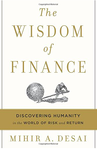 The wisdom of Finance by Mihir Desai
