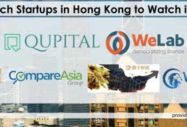 8 Future Fintech Unicorn Startups in Hong Kong to Watch in 2018