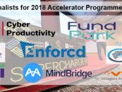 10 new Fintech Startups for Accelerator Programme in Hong Kong