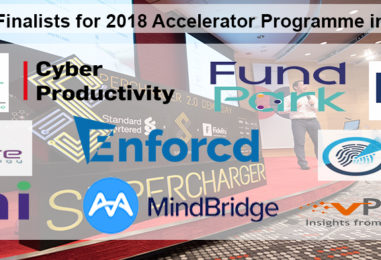 10 new Fintech Startups for Accelerator Programme in Hong Kong