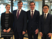 Irish 'FinTech Company of the Year' Officially Launches New Hong Kong Office