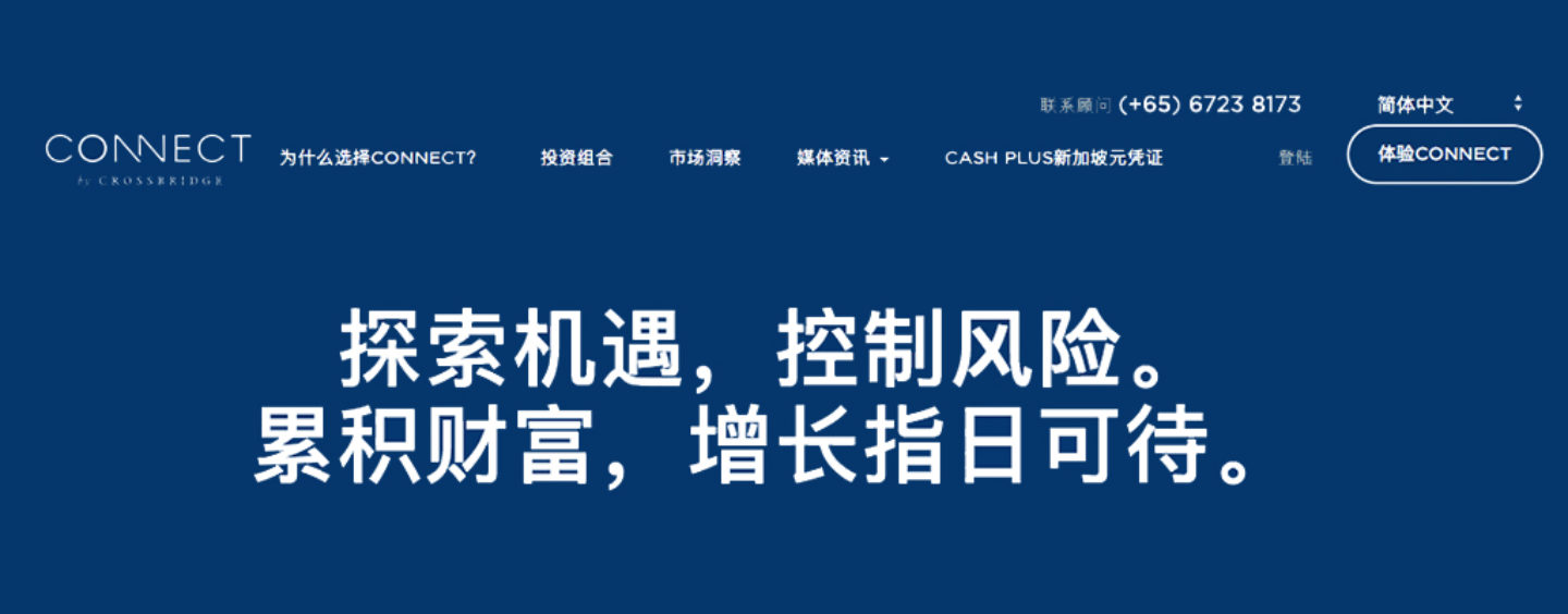Singapore Robo-Advisors releases a Simplified-Chinese Version of its Platform