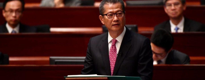 Hong Kong Pushes Fintech Innovation