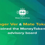 Roger Ver, Founder of Bitcoin.Com, and COO, Mate Tokay, Join MoneyToken Advisory Board