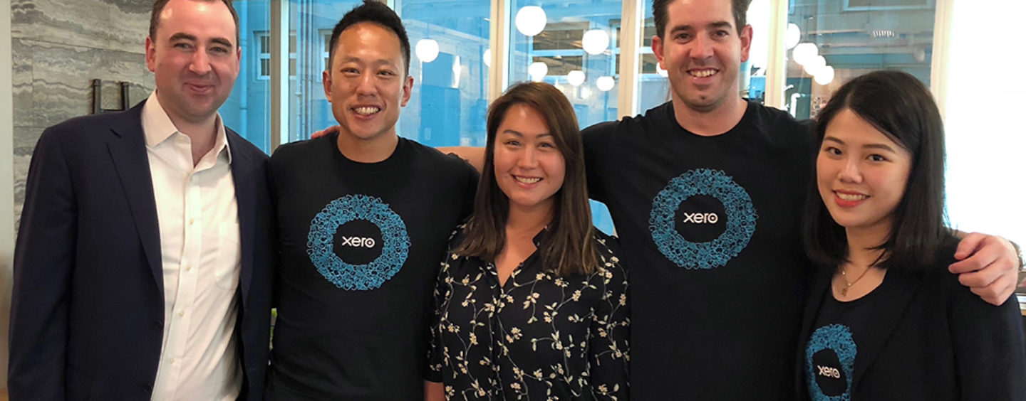 Xero Announces Hong Kong Expansion