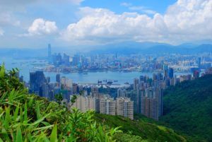 hong kong cityscape cryptocurrency pixabay